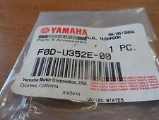 NOS OEM Yamaha Mushroom Plug 2000-2003 XL 1200 XL1800 FX140 F0D-U352E-00