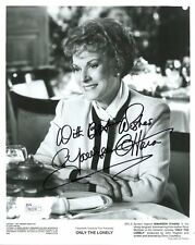 MAUREEN O'HARA HAND SIGNED 8x10 PHOTO     LOVELY POSE   HOLLYWOOD LEGEND     JSA