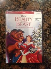 Beauty and the Beast: An Enchanted Christmas (DVD, 2016)NEW Authentic Disney