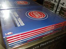 NBA Detroit Pistons 1989 Champions: Born to be Bad (DVD) 11-Disc Set! BRAND NEW!