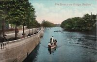 The River From Bridge, BEDFORD, Bedfordshire