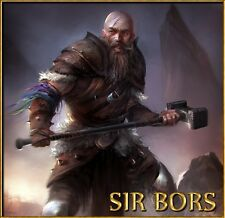 Albion's Legacy Miniatures - Sir Bors - Limited Edition