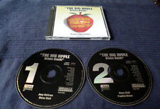 2CD The Big Apple Bites Back Frankie Bones Steve Stoll Joey Beltram Trax Records