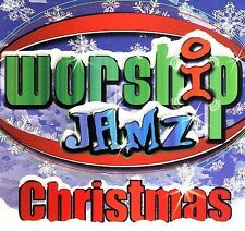 Worship Jamz Christmas CD Angels We Have Heard On High Holiday Deck The Halls