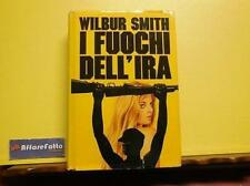 ART 8.188 LIBRO I FUOCHI DELL'IRA DI WILBUR SMITH 1988