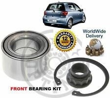 FOR TOYOTA YARIS / VITZ 1999-2006 NEW FRONT WHEEL BEARING KIT COMPLETE