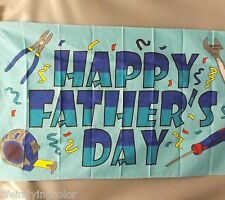 HAPPY FATHER'S DAY 3X5' FLAG FATHER'S DAY FLAG 3FT X 5FT BIG FLAG