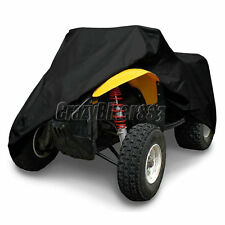 Black ATV Storage Cover All Weather XL for Polaris Sportsman Touring 550 / 850