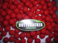 Buttcracker Mini Boilies Strawberry ( 10mm  80 grams )