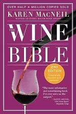The Wine Bible by Karen MacNeil (Paperback) FREE SHIPPING THX