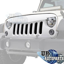 ABS White Angry Bird Replacement Packaged Grille Shell 07-16 Jeep Wrangler JK