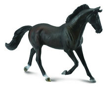 FREE SHIPPING | CollectA 88478 Black Thoroughbred Mare Horse - New in Package