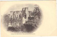 79 - cpa - ST AUBIN DE BEAUBIGNE - Château de la Durbellière