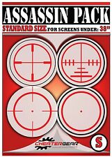 HD Screen Aiming Targets #1 USA Seller Cheatergear Quickscope Gaming Crosshairs