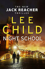 Night School by Lee Child Paperback Book (English) NEW!!  Free postage!