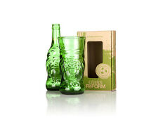 LUCKY BUDDHA RECYCLED BEER GLASS, WE ARE THE MAKERS