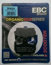 Honda X8R-S / X8R-X (1998 to 2004) EBC Kevlar REAR Brake Pads (SFA234) (1 Set)