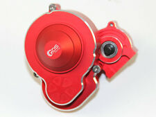 NEW GDS racing Alloy Gearbox with Gear set for Axial  SCX10 Ⅱ red