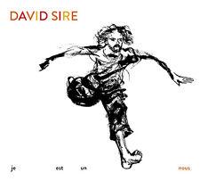 DAVID SIRE - JE EST UN NOUS (CD DIGIPACK NEUF)
