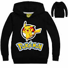 New Arrival Kids Boy Girl Hoodies Pullover Coat Casual Clothes Tops Sweatshirts