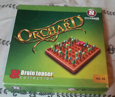 Orchard Game By THINK TANK Games Brain teaser collection.