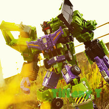 G1 Transformers Jinbao TFC Devastator Constructicon 50cm Hot Action Figure Toys