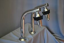 SUPA TAPS CHROME KITCHEN RETRO TAPS RECLAIMED & FULLY REFURBISHED TAPS