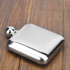 Handy Stainless Steel Pocket Hip Liquor Whiskey Alcohol Flask Drink Gift Bar New