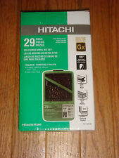 Hitachi 728078G Hitachi Drill Bit Set, Black Gold Oxide Shield, 29 Piece NEW