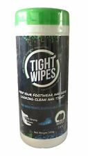 """TightWipes """"40 wipe canister"""" Sneaker Cleaning Wipes"""