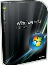 Microsoft Windows Vista Ultimate Full Version 64 Bit 32 Bit