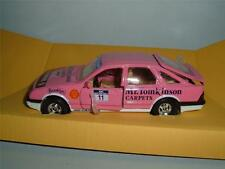 FORD SIERRA RSAC SCOTTISH RALLY MR TOMKINSON CARPETS GEMINI BIRMINGHAM MAIL BOX