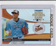 Manny MACHADO Chrome INSERT RC All-Star Futures Game ROOKIE CARD Orioles ~ HOT!