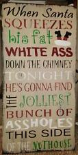 Primitive Sign Clark Griswold Quote Christmas Vacation Wooden Sign Humorous