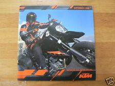 D282 BROCHURE KTM 2008 SUPERMOTO MODELS DUTCH 28 PAGES,990 ,690