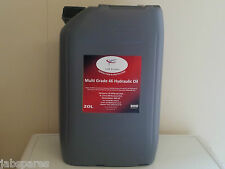46 Hydraulic Multi Grade Oil 20Ltrs VG46 Meets DIN Specification 51524 Part III