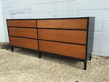 Edward Wormley for Dunbar Rosewood Lacquered Chest Dresser Credenza Signed