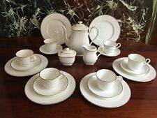 HEINRICH / Villeroy & Boch - Bone China ROYAL GOLD - 21-teiliges Kaffeeservice