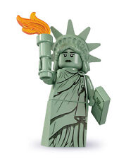 LEGO 8827 Minifigure Series 6 - Lady Liberty New Sealed