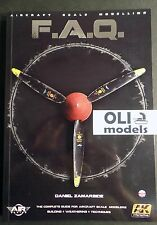 NEW Aircraft Scale Modeling FAQ Complete Guide Book - AK Interactive 276