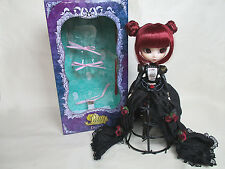 PULLIP LUNATIC QUEEN DOLL LUNA P-019 FIGURE GROOVE JAPAN USED