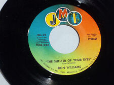 Don Williams: The Shelter of Your Eyes / Playin' Around [Unplayed Copy]
