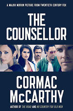 The Counselor, McCarthy, Cormac, New