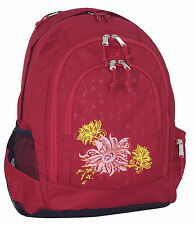 Rucksack TAKE IT EASY BERLIN Schulrucksack Laptoprucksack INDIAN SUMMER ROT