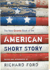 The New Granta Book of the American Short Story, Very Good Condition Book, Richa