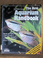 AQUARIUM FISH HANDBOOK/Ines Scheurman/fish/hobbies/pets/fish tank/algae/snails