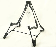 A-FRAME GUITAR STAND foldable universal padded acoustic bass electric classical