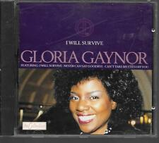 CD COMPIL 10 TITRES--GLORIA GAYNOR--I WILL SURVIVE...