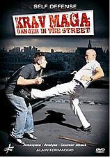 Krav Maga: Danger in the Street [DVD] [2011], Very Good DVD, ,