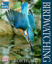 RSPB Birdwatching by Rob Hume (Hardback, 2003)